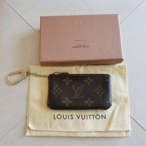 Louuis Vuitton Monogram Coin Purse